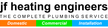 JF Heating Engineers, The complete plumbing Service, Domestic, Commercial and Installation